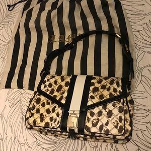 L.A.M.B. Rowington Cheetah bag by Gwen Stefani!